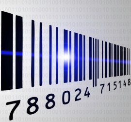 Barcode Scan-Blue Small