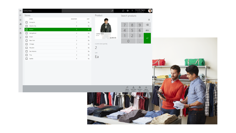 Microsoft Dynamics 365 for Retail - New West Technologies