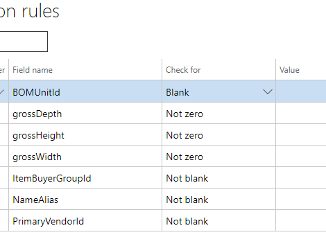 Reducing Retail Product Setup Errors in Microsoft Dynamics