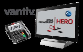 Vantiv VIPay for Retail Management Hero