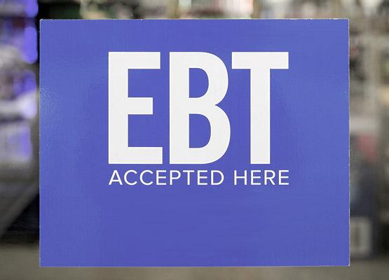 EBT Acceptance