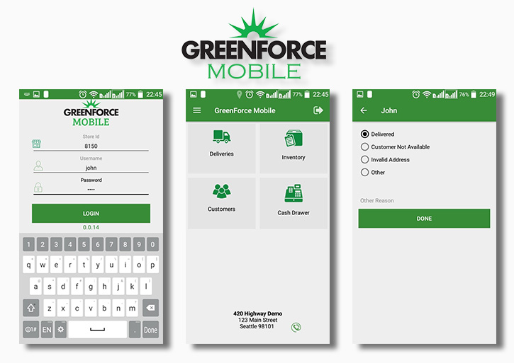 GreenForce Mobile