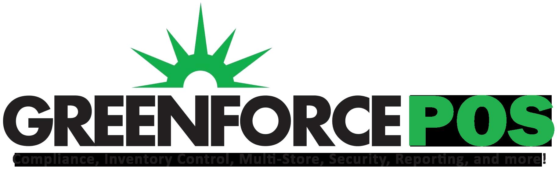 GreenForcePOS - Cannabis Dispensary POS