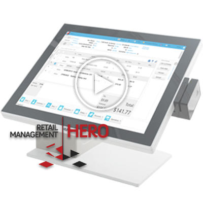 Demo: Retail Management Hero Point of Sale Review