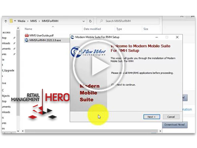 Tutorial: How to Install and Configure Modern Suite for RMH