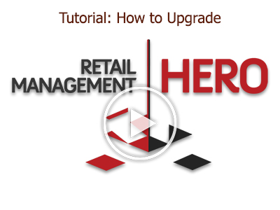 Tutorial: How to Backup and Upgrade Retail Management Hero