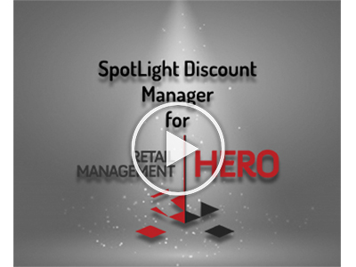 Demo: SpotLight Discount Manager for RMH