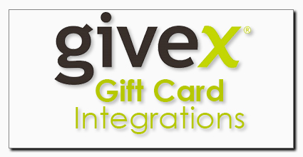 Givex for RMH Gift Card Integrations